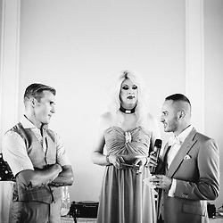 A same-sex wedding at Mr. C Hotel in Beverly Hills, California with celebrity guest artist Taylor Dayne. This wedding was published in Equally Wed.