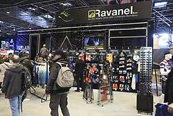 April 6, 2018 - Paris, France - Stand Ravanel (Credit Image: © Panoramic via ZUMA Press)