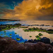 Sunrise at Hookipa, Maui Hawaii