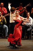GASTON DE CARDENAS / EL NUEVO HERALD -- MIAMI, FL --  2/12/2009 --   and The Antonio Gades Company kicks off the Flamenco Dance Festival with their interpetation of Carmen at the Arsht Center for the Performing Arts, Thursday evening February 12, 2009.Carmen stars the sensuous Stella Arauzo and Adrian Galia