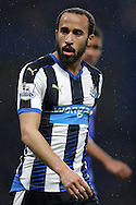 Andros Townsend of Newcastle United looks on. Barclays Premier league match, Chelsea v Newcastle Utd at Stamford Bridge in London on Saturday 13th February 2016.<br /> pic by John Patrick Fletcher, Andrew Orchard sports photography.