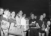 1956 Ronnie Delaney at Cappagh Hospital