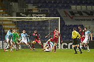 22 of St Mirren Marcus Fraser scores during the Scottish Premiership match between Ross County FC and St Mirren FC at the Global Energy Stadium, Dingwall, Scotland on 26 December 2020
