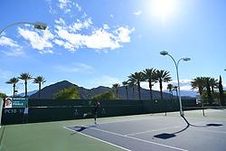 March 8, 2019 - Indian Wells, USA - Lucas Pouille  (Credit Image: © Panoramic via ZUMA Press)