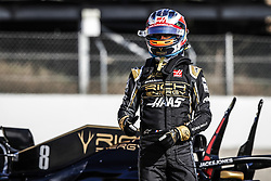 February 18, 2019 - Barcelona, Spain - 08 GROSJEAN Romain (fra), Haas F1 Team VF-19 Ferrari, action during Formula 1 winter tests from February 18 to 21, 2019 at Barcelona, Spain - : FIA Formula One World Championship 2019, Test in Barcelona, (Credit Image: © Hoch Zwei via ZUMA Wire)