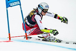 GRITSCH of Francenziska of Austria competes during the 6th Ladies'  GiantSlalom at 55th Golden Fox - Maribor of Audi FIS Ski World Cup 2018/19, on February 1, 2019 in Pohorje, Maribor, Slovenia. Photo by Vid Ponikvar / Sportida