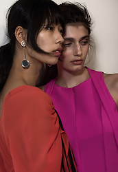 London Fashion Week: EUDON CHOI collection Spring/Summer 2018