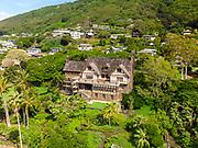 Manoa Heritage Center, Honolulu, Oahu, Hawaii