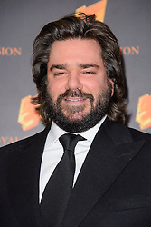 Matt Berry attends the RTS Programme Awards. London, United Kingdom. Tuesday, 18th March 2014. Picture by Chris Joseph / i-Images