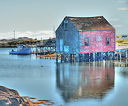 Terence Bay, Nova Scotia,Canada, Landscape and water