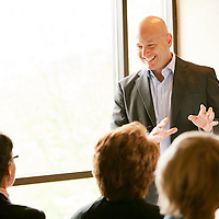 Executive Coach Mike Jaffe May 2011