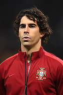 Tiago Mendes of Portugal - Argentina vs. Portugal - International Friendly - Old Trafford - Manchester - 18/11/2014 Pic Philip Oldham/Sportimage