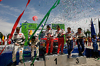 MOTORSPORT - WRC 2010 - RALLY MEXICO GUANAJUATO BICENTENARIO - MEXICO (MEX) - 04 TO 07/03/2010 - PHOTO : FRANCOIS BAUDIN / DPPI<br /> PHIL MILLS (GBR) - PETTER SOLBERG WRT - CITROEN C4 WRC - AMBIANCE PORTRAIT PETTER SOLBERG (NOR) - PETTER SOLBERG WRT - CITROEN C4 WRC - AMBIANCE PORTRAIT DANIEL ELENA (MON) - CITROEN TOTAL RALLY TEAM - CITROEN C4 WRC - AMBIANCE PORTRAIT SEBASTIEN LOEB (FRA) - CITROEN TOTAL RALLY TEAM - CITROEN C4 WRC - AMBIANCE PORTRAIT SEBASTIEN OGIER (FRA) - CITROEN JUNIOR TEAM - CITROEN C4 WRC - AMBIANCE PORTRAIT JULIEN INGRASSIA (FRA) - CITROEN JUNIOR TEAM - CITROEN C4 WRC - AMBIANCE PORTRAIT PODIUM - AMBIANCE