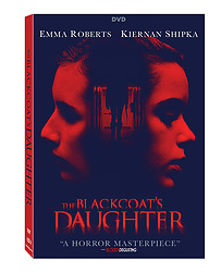 RELEASE DATE: February 16, 2017 TITLE: The Blackcoat's Daughter STUDIO: Unbroken Pictures DIRECTOR:  Oz Perkins PLOT: Two girls must battle a mysterious evil force when they get left behind at their boarding school over winter break. STARRING: Poster Art. (Credit Image: ? Unbroken Pictures/Entertainment Pictures/ZUMAPRESS.com)