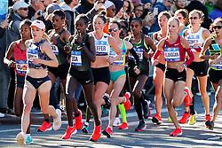 NYRR TCS New York City Marathon 2018, Charboneau, Daska, Keiffer, Tusa, Flanagan