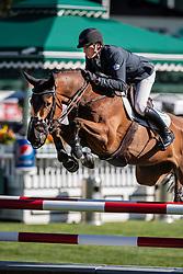 Clemens Pieter, BEL, Quintini<br /> Spruce Meadows Masters - Calgary 2019<br /> © Dirk Caremans<br />  05/09/2019