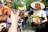 Koning en koningin bezoeken Nedersaksen en  Noordrijn-Westfalen