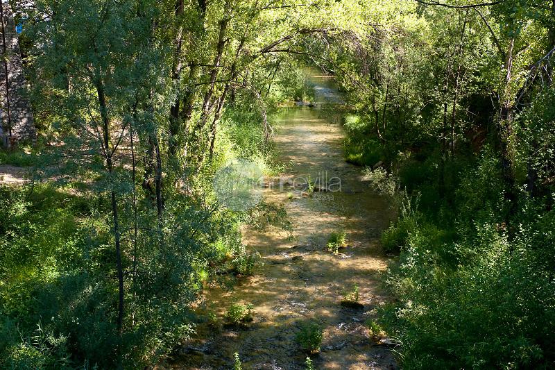 Río Cuervo. Puente Vadillos. Ruta del Mimbre.Serranía de Cuenca. Cuenca.