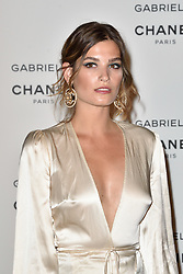 """Alma Jodorowsky attending the party for the new Chanel perfume """"Gabrielle"""", at the Palais de Tokyo in Paris, France, on July 4, 2017. Photo by Alban Wyters/ABACAPRESS.COM"""