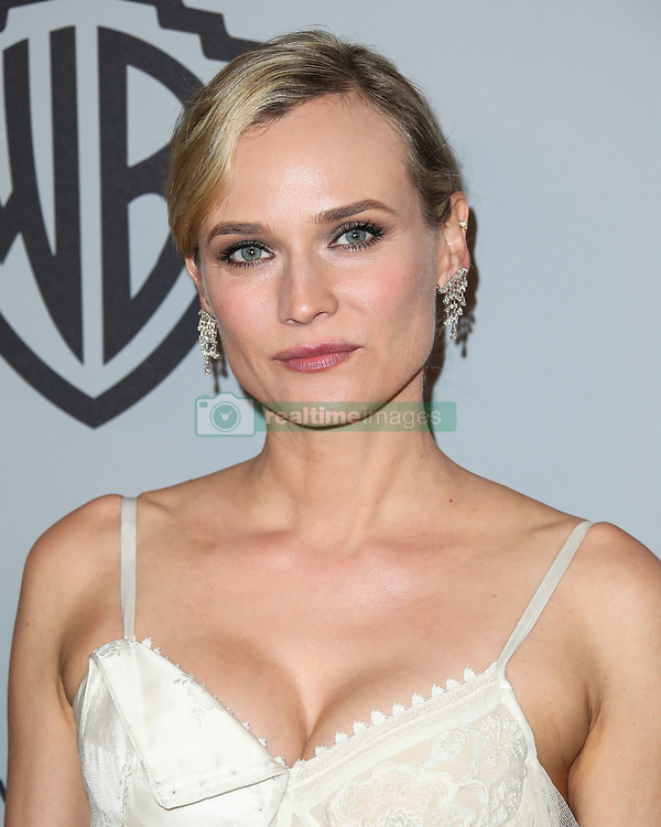 InStyle And Warner Bros. Pictures Golden Globe Awards After Party held at The Beverly Hilton Hotel on January 7, 2018 in Beverly Hills, Los Angeles, California, United States. 07 Jan 2018 Pictured: Diane Kruger. Photo credit: Xavier Collin/Image Press Agency / MEGA TheMegaAgency.com +1 888 505 6342