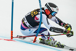 FRASSE SOMBET Coralie of France competes during the 6th Ladies'  GiantSlalom at 55th Golden Fox - Maribor of Audi FIS Ski World Cup 2018/19, on February 1, 2019 in Pohorje, Maribor, Slovenia. Photo by Vid Ponikvar / Sportida