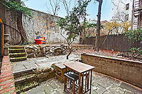 Garden Patio at 248 East 30th Street