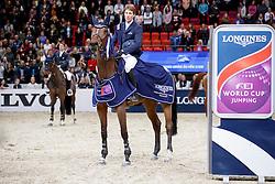 ereVon Eckermann Henrik, SWE, Mary Lou 194<br /> Gothenburg Horse Show FEI World Cups 2017<br /> © Hippo Foto - Stefan Lafrentz<br /> 26/02/17