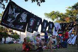 Porto Alegre, 09/12/2012; Movimento de publico momentos antes do show da Madonna, no estadio Olimpico, em Porto Alegre. FOTO: Jefferson Bernardes/Preview.com