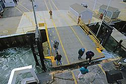 Dock At Block Island