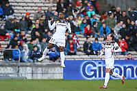 Joie Claudio Beauvue - 01.02.2015 - Bordeaux / Guingamp - 23eme journee de Ligue 1 -<br />Photo : Manuel Blondeau / Icon Sport
