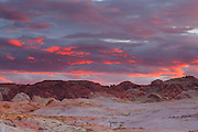 Fire Wave, Valley of Fire State Park, near Las Vegas, Nevada.