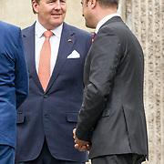 LUX/Luxemburg/20180523 - Staatsbezoek Luxemburg dag 1 ,  Koning Willem Alexander