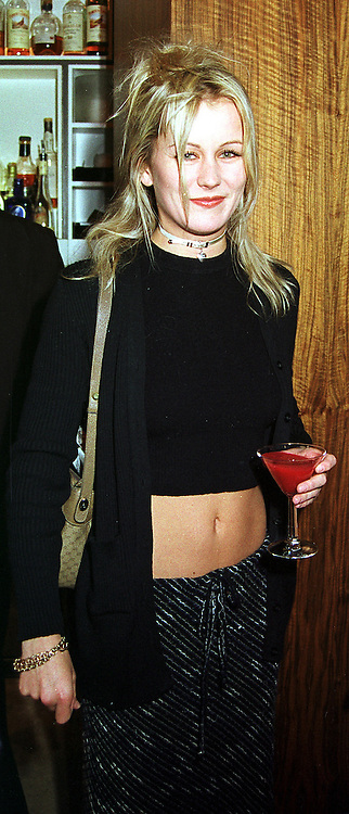 MISS EMMA PARKER BOWLES at a party in London on 12th October 1999.MXM 43