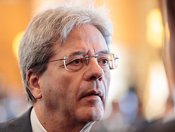 27.05.2017, Taormina, ITA, 43. G7 Gipfel in Taormina, im Bild Italiens Premierminister Paolo Gentiloni // Italy's Prime Minister Paolo Gentiloni during the 43rd G7 summit in Taormina, Italy on 2017/05/27. EXPA Pictures © 2017, PhotoCredit: EXPA/ Johann Groder