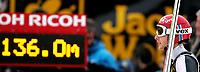 Hopp FIS World Cup<br /> 01.01.2010<br /> Garmisch-Partenkirchen<br /> Foto: Gepa/Digitalsport<br /> NORWAY ONLY<br /> <br /> FIS Weltcup, Vierschanzen-Tournee. Bild zeigt Johan Remen Evensen (NOR)