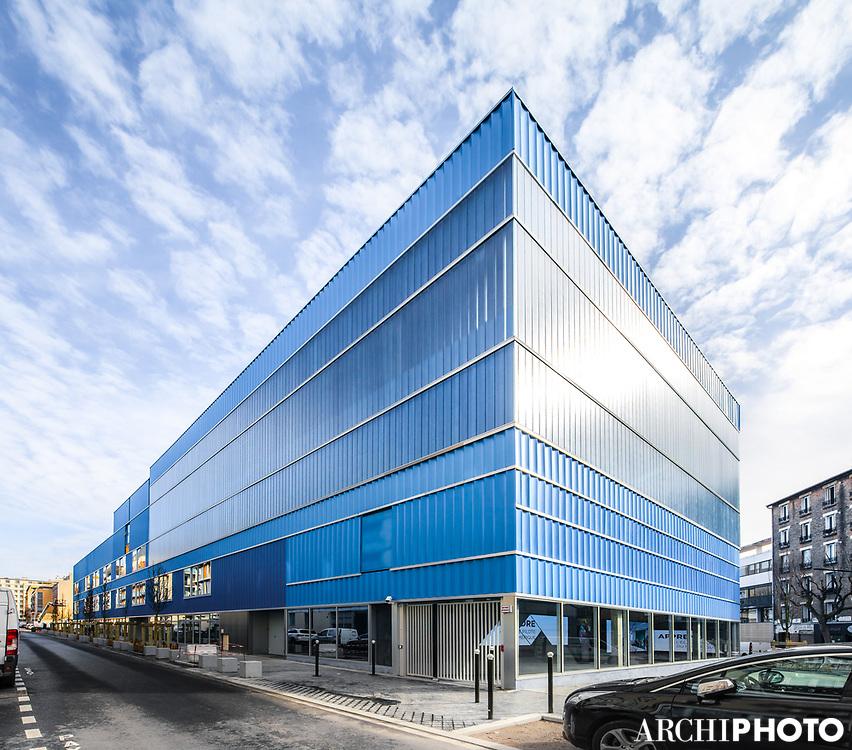Studio Muoto • Ecole Pilote du Numérique Boulogne