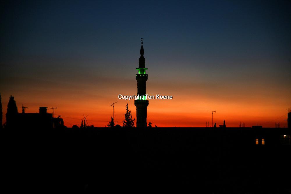 mosques in Amman, Jordan