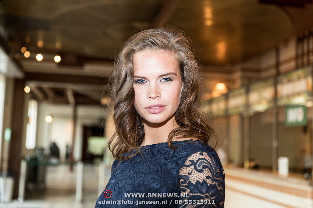 NLD/Amsterdam/20170524 - FHM500 2017, Nicky Opheij