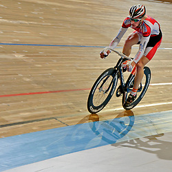 20141229- NK baan: baanwielrennen; Apeldoorn; Marten Kooistra