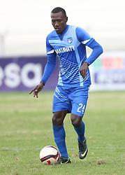 David Tevelu of Nakumatt FC in action against Gor Mahia during their Sportpesa Premier League tie at Nyayo Stadium in Nairobi on August, 2, 2017. Gor won 1-0. Photo/Fredrick Omondi/www.pic-centre.com(KENYA)