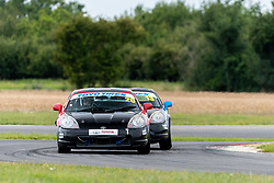Patrick Stoner pictured while competing in the 750 Motor Club's Toyota MR2 Championship. Picture taken at Snetterton on July 18, 2020 by 750MC photographer Jonathan Elsey