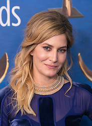 February 17, 2019 - Beverly Hills, California, U.S - Maggie Cohn, ''The Assassination of Gianni Versace: American Crime Story'' in the red carpet of the 2019 Writers Guild Awards at the Beverly Hilton Hotel on Sunday February 17, 2019 in Beverly Hills, California. ARIANA RUIZ/PI (Credit Image: © Prensa Internacional via ZUMA Wire)