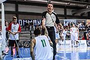 DESCRIZIONE : 3° Torneo Internazionale Geovillage Olbia Sidigas Scandone Avellino - Brose Basket Bamberg<br /> GIOCATORE : Taurean Green Emanuele Aronne<br /> CATEGORIA : Fair Play<br /> SQUADRA : Sidigas Scandone Avellino<br /> EVENTO : 3° Torneo Internazionale Geovillage Olbia<br /> GARA : 3° Torneo Internazionale Geovillage Olbia Sidigas Scandone Avellino - Brose Basket Bamberg<br /> DATA : 05/09/2015<br /> SPORT : Pallacanestro <br /> AUTORE : Agenzia Ciamillo-Castoria/L.Canu