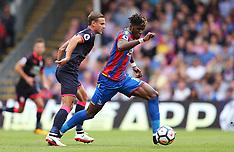 Crystal Palace v Huddersfield Town - 12 Aug 2017