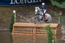 Thijs Laurine, BEL, Champagne Pia Z<br /> European Championship Children, Juniors, Young Riders - Fontainebleau 1028<br /> © Hippo Foto - Dirk Caremans