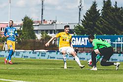 Martin Kramarič of NK Bravo during football match between NK Bravo and NK Celje in 32nd Round of Prva liga Telekom Slovenije 2020/21, on May 4, 2021 in Sports park Domzale, Slovenia. Photo By Grega Valancic / Sportida