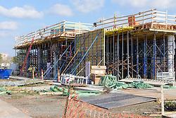 Boathouse at Canal Dock Phase II   State Project #92-570/92-674 Construction Progress Photo Documentation No. 05 on 17 November 2016. Image No. 02