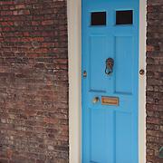 Tower Of London - Blue Door - London