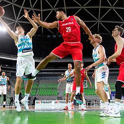 20201129: SLO, Basketball - FIBA Eurobasket Qualifiers, Group F, Austria vs Slovenia