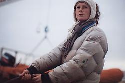 Reprodução da foto de Ana Paula Alminhana Maciel, a ativista gaúcha do Greenpeace que está presa na Rússia. FOTO: Jefferson Bernardes/ Agência Preview